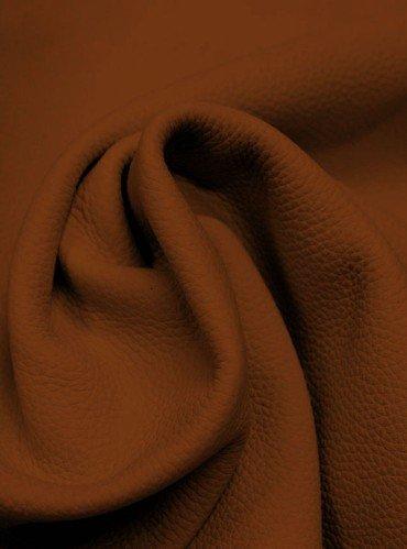 кожа кожа для обуви и сумок флотар | Цвет: Терракотовый