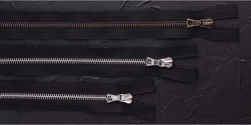 Premium Quality RIRI Zippers